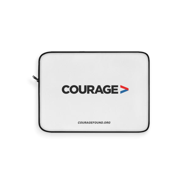 Couragefound.org - Laptop Sleeve