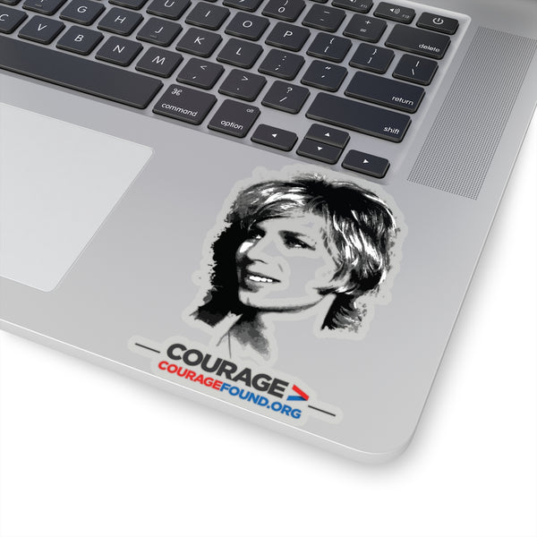 Manning - Courage - Sticker