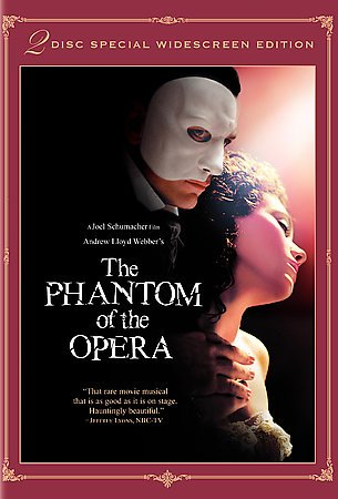 PHANTOM OF THE OPERA COLLECTOR'S EDIT