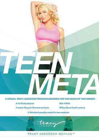 TRACY ANDERSON:TEEN META