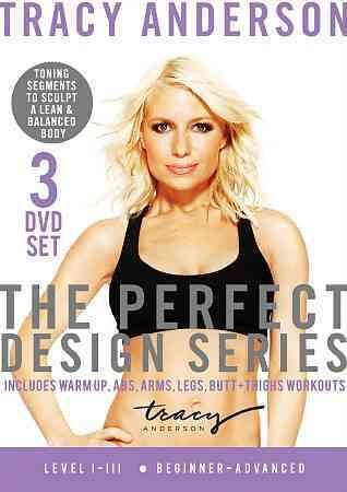 TRACY ANDERSON:PERFECT DESIGN SERIES