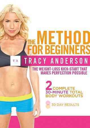 TRACY ANDERSON:METHOD FOR BEGINNERS