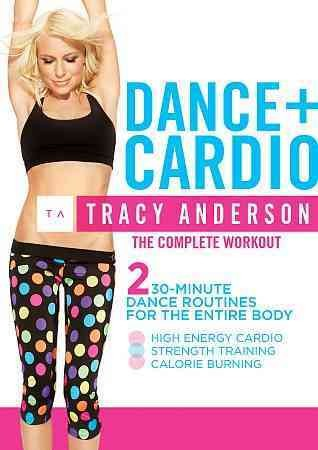 TRACY ANDERSON:DANCE PLUS CARDIO