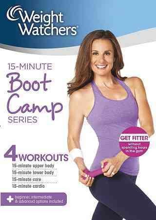 WEIGHT WATCHERS:15 MINUTE BOOT CAMP S