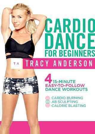 TRACY ANDERSON:CARDIO DANCE FOR BEGIN