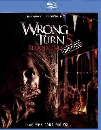 WRONG TURN 5:BLOODLINES