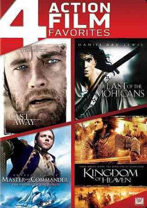CAST AWAY/LAST OF THE MOHICANS/MASTER