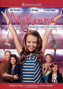 AMERICAN GIRL:MCKENNA SHOOTS FOR THE