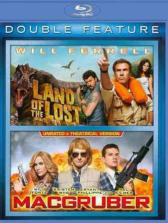 LAND OF THE LOST/MACGRUBER