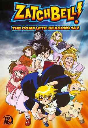 ZATCH BELL:COMPLETE SEASONS 1 AND 2