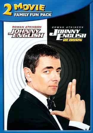 JOHNNY ENGLISH/JOHNNY ENGLISH REBORN