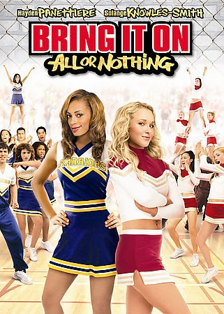 BRING IT ON:ALL OR NOTHING