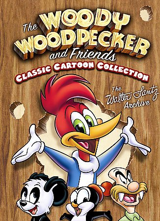 WOODY WOODPECKER AND FRIENDS CLASSIC
