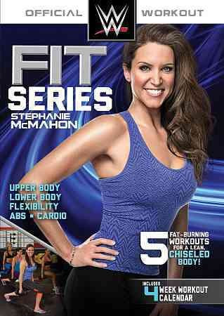 WWE FIT SERIES:STEPHANIE MCMAHON