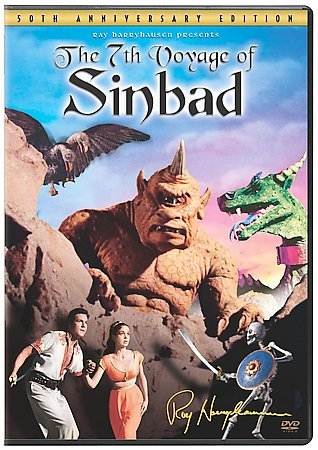 7TH VOYAGE OF SINBAD:50TH ANNIVERSARY