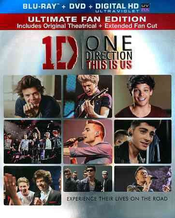 ONE DIRECTION:THIS IS US