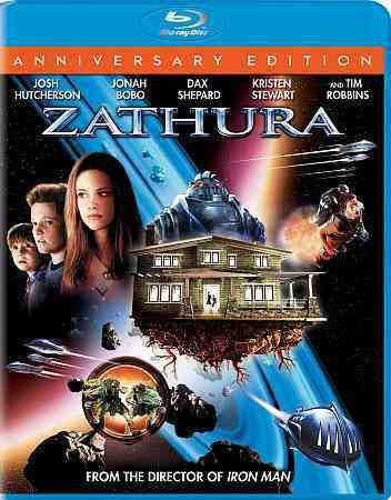 ZATHURA:SPACE ADVENTURE 10TH ANNIVERS