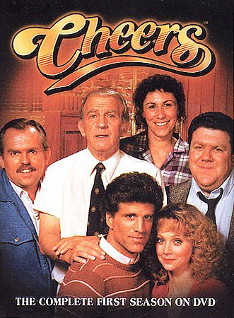 CHEERS:COMPLETE FIRST SEASON
