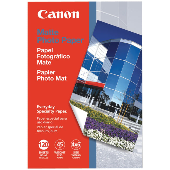 Canon(R) 7981A014AA Matte Photo Paper (4