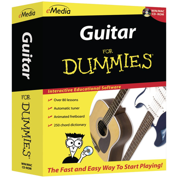 FOR DUMMIES(R) FD12091 Guitar for Dummies
