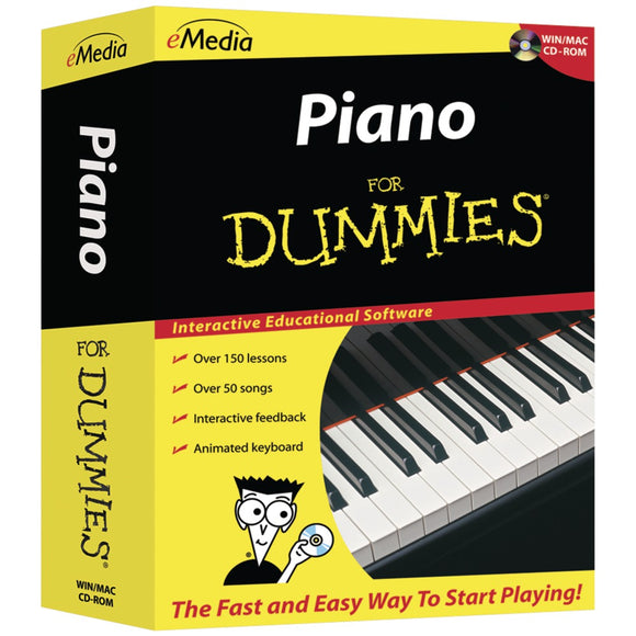 FOR DUMMIES(R) FD12093 Piano for Dummies