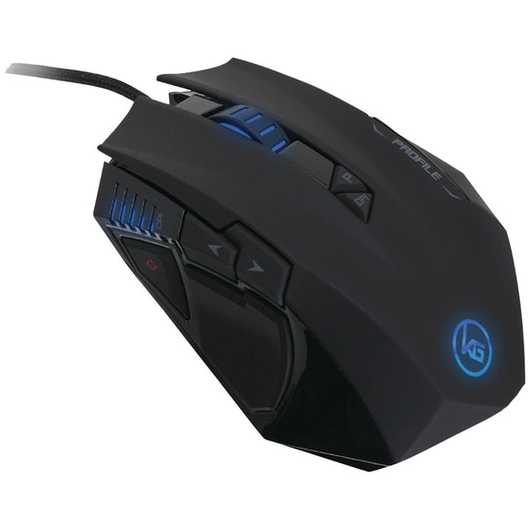 IOGEAR(R) GME660 Kaliber Gaming(R) RETIKAL Pro FPS Gaming Mouse