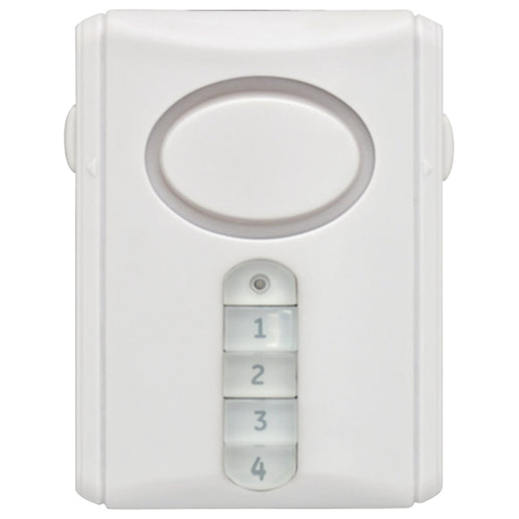 GE(R) 45117 Wireless Alarm with Programmable Keypad