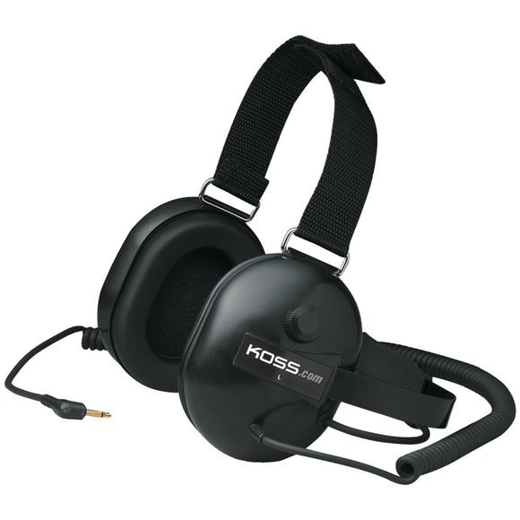KOSS(R) QZ5 QZ5 Over-Ear Noise-Reducing Headphones