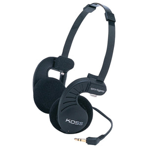 KOSS(R) 185597 SportaPro Behind-the-Neck Headphones
