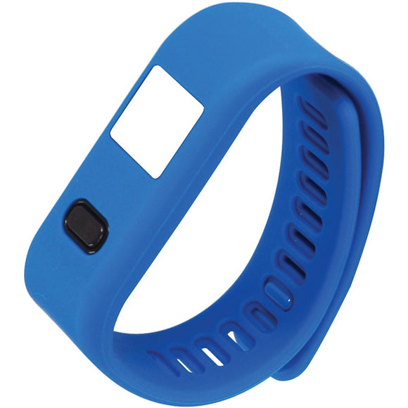 Naxa(R) NSW-13 BLUE LifeForce+ Fitness Watch for iPhone(R) & Android(TM) (Blue)