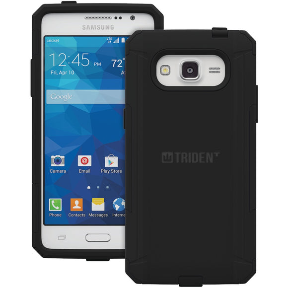 Trident(TM) Case AG-SSGXGP-BK000 Aegis Series Case for Samsung(R) Galaxy(R) Grand Prime