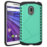 TOUGH SLIM ARMOR SHIELD TPU RUBBER CASE HARD COVER FOR MOTOROLA MOTO G4 PLAY