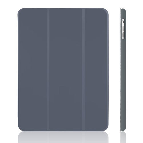 iPad Air Case, JETech Case Cover for Apple iPad Air 2013 Model with Auto Sleep / Wake Feature (Dark Grey)