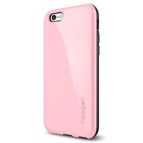 Spigen iPhone 6 Case with Advanced Shock Absorption for iPhone 6S / iPhone 6 - Pink