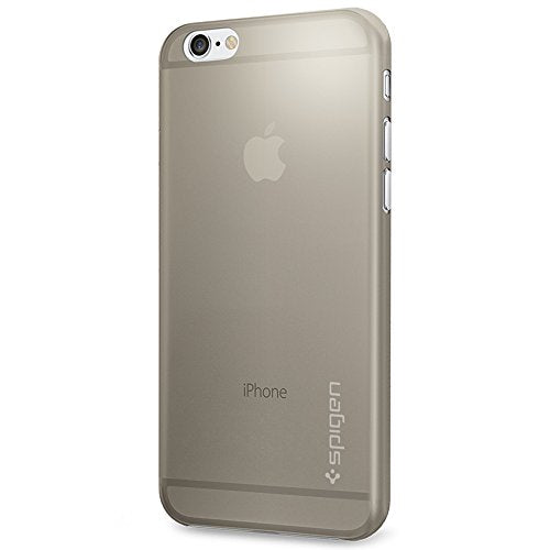 Spigen Air Skin iPhone 6 Case with Semi-transparent Lightweight Material for iPhone 6S / iPhone 6 - Champagne