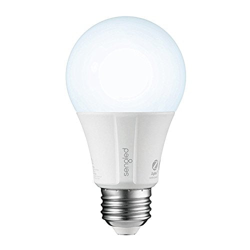 Element Classic by Sengled - A19 Daylight 5000K Smart LED Bulb (Hub Required), Works with Alexa, Google Assistant, Echo Plus & SmartThings - 1 Pack