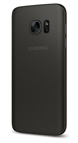 Spigen Air Skin Galaxy S7 Case with Semi-transparent Lightweight Material for Galaxy S7 (2016) - Black