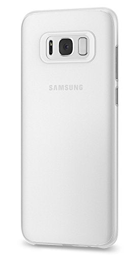 Spigen Air Skin Galaxy S8 Plus Case with Semi-transparent Lightweight Material for Galaxy S8 Plus (2017) - Soft Clear