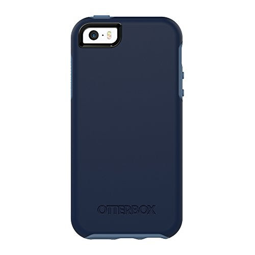 OtterBox SYMMETRY SERIES Case for iPhone 5/5s/SE - Retail Packaging - BLUEBERRY (ADMIRAL BLUE/DARK DEEP WATER BLUE)