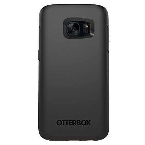 OtterBox SYMMETRY SERIES Case for Samsung Galaxy S7 - Retail Packaging - BLACK