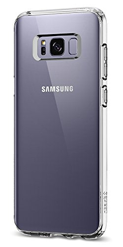 Spigen Ultra Hybrid Galaxy S8 Case with Air Cushion Technology and Hybrid Drop Protection for Samsung Galaxy S8 (2017) - Crystal Clear