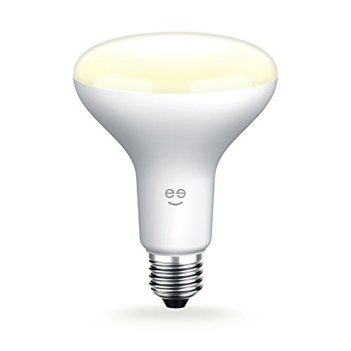 Geeni GN-BW905-999 Lux Drop BR30 Smart Wi-Fi LED Tunable Light Bulb, White