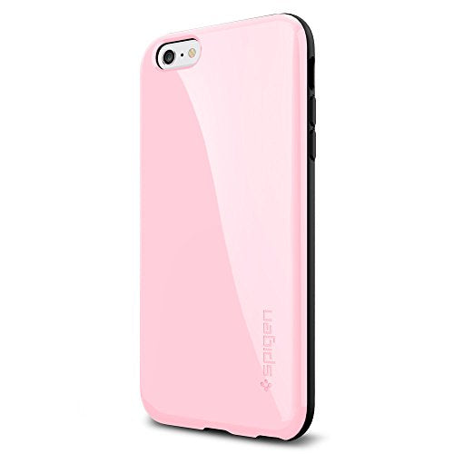 Spigen iPhone 6 Plus Case with Advanced Shock Absorption for iPhone 6S Plus / iPhone 6 Plus - Pink