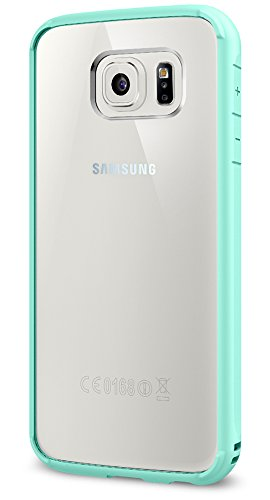 Spigen Ultra Hybrid Galaxy S6 Case with Air Cushion Technology and Hybrid Drop Protection for Galaxy S6 2015 - Mint