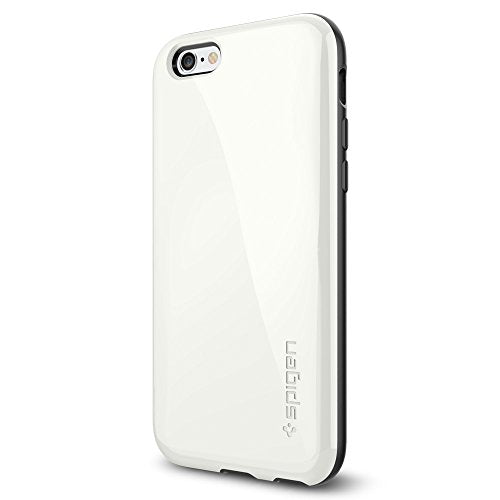 Spigen iPhone 6 Case with Advanced Shock Absorption for iPhone 6S / iPhone 6 - Shimmery White