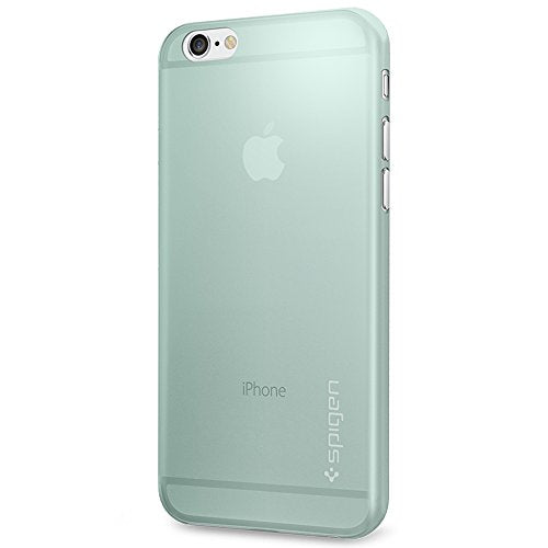 Spigen Air Skin iPhone 6 Case with Semi-transparent Lightweight Material for iPhone 6S / iPhone 6 - Mint
