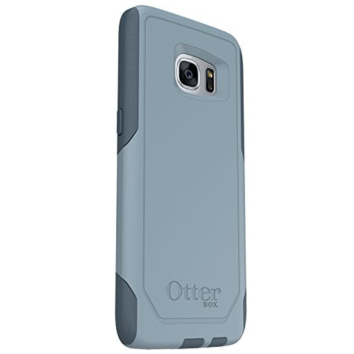 online retailer 343bc 75a14 OtterBox COMMUTER SERIES Case for Samsung Galaxy S7 Edge - Retail Packaging  - WHETSTONE WAY (WHETSTONE BLUE/TEMPEST BLUE)