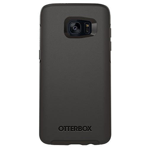 OtterBox SYMMETRY SERIES Case for Samsung Galaxy S7 Edge - Retail Packaging - BLACK