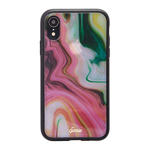 iPhone XR, Sonix Agate Cell Phone Case [Military Drop Test Certified] Luxe Marble Series for Apple (6.1