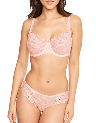 Lepel Fiore Lace Full Cup Bra 93229 Pale Pink 32B